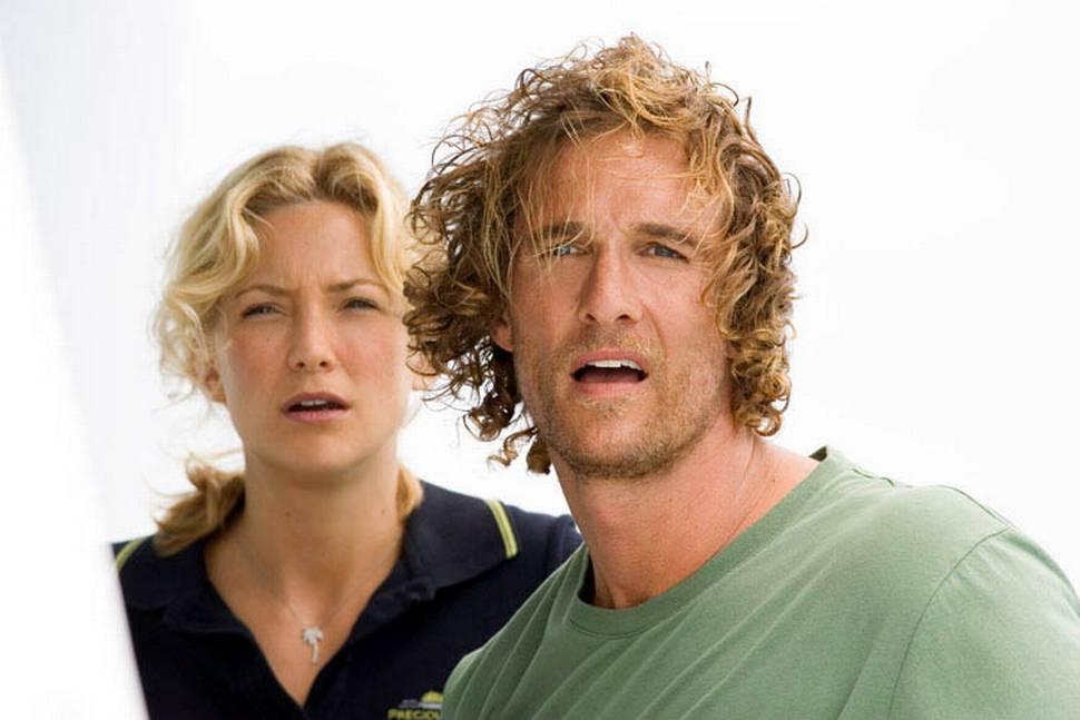 Kate Hudson og Matthew McConaughey i Fool's Gold