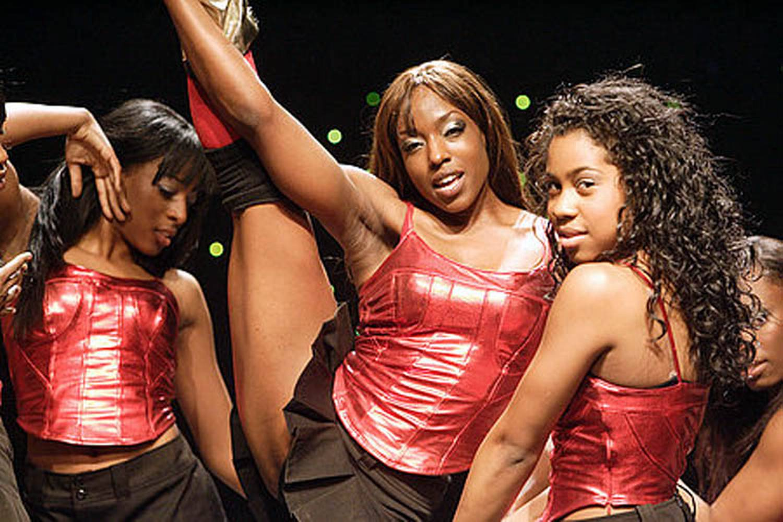 Adrienne-Joi Johnson,Valerie Mahaffey Porn videos Jenni Blong,Madge Titheradge