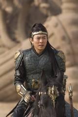 Jet Li spiller Keiseren Han i Mumien: Dragekeiserens grav