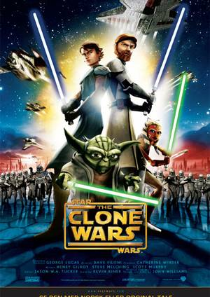 Star Wars The Clone Wars 2008 Filmweb