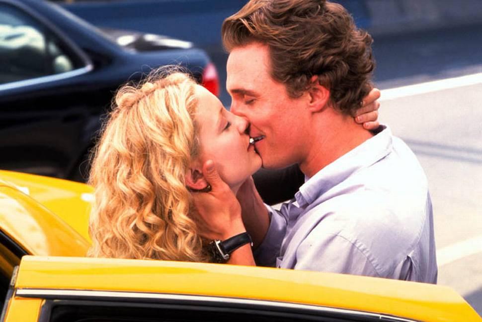 Kate Hudson og Matthew McConaughey i Hvordan bli dumpet på 10 dager