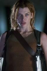 Milla Jovovich i Resident Evil: Apocalypse