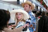 Reese Witherspoon og Vince Vaughn i Anywhere But Home