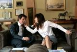 Hugh Grant og Sandra Bullock i Two Weeks Notice