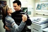 Helen Hunt og Tom Hanks i Cast Away
