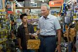 Bee Vang og Clint Eastwood i Gran Torino