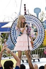 Miley Cyrus som Hannah Montana