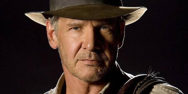 Hvilken av følgende rollefigurer er Harrison Ford mest kjent for?
