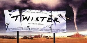 Er Twister (1996) den tiende beste katastrofefilmen gjennom tidene? Si din mening her!