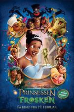 Prinsessen og frosken (norske stemmer)