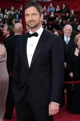Også Gerard Butler var til stede og kastet glans over Oscar-utdelingen 2010
