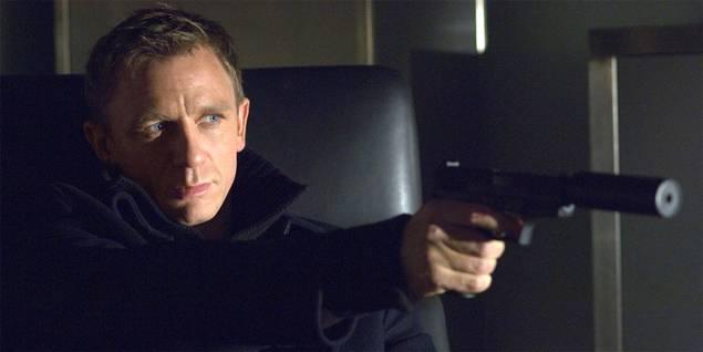 Hvilken av følgende rollefigurer er Daniel Craig mest kjent for?