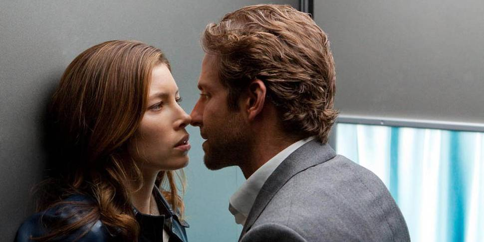 Jessica Biel og Bradley Cooper i The A-Team