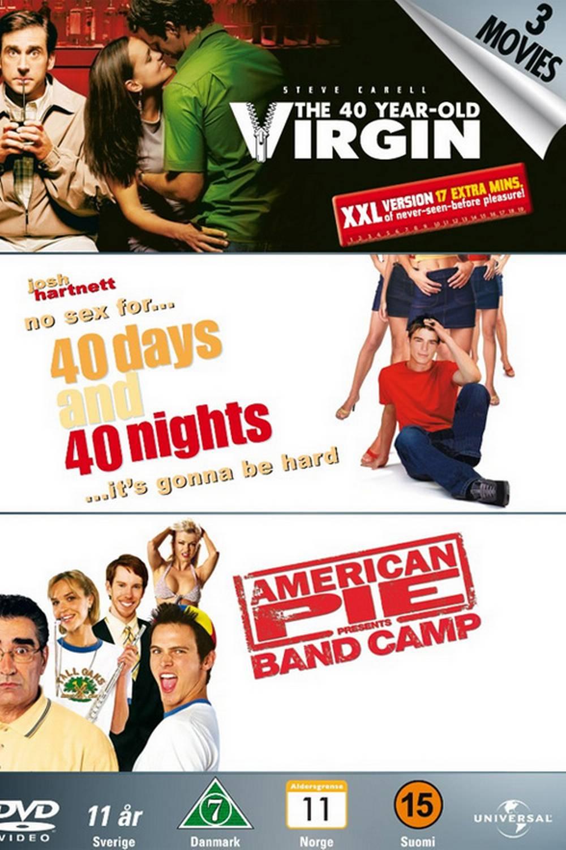 American Pie Campamento De Bandas the 40 year old virgin / 40 days and 40 nights / american