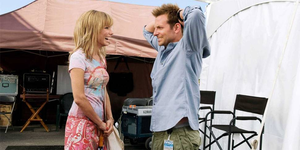Sandra Bullock og Bradley Cooper spilte mot hverandre i All About Steve