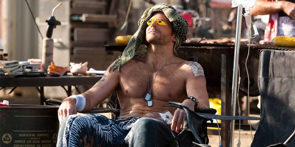 Bradley Cooper som Face i A-Team
