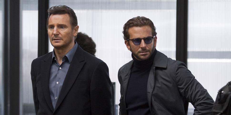 Liam Neeson og Bradley Cooper fra The A-Team