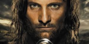 Viggo Mortensen som Aragorn i Ringenes Herre