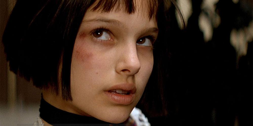 Natalie Portman som Mathilda i Leon
