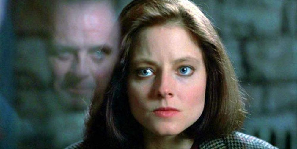 Jodie Foster som Clairice Starling i Nattsvermeren