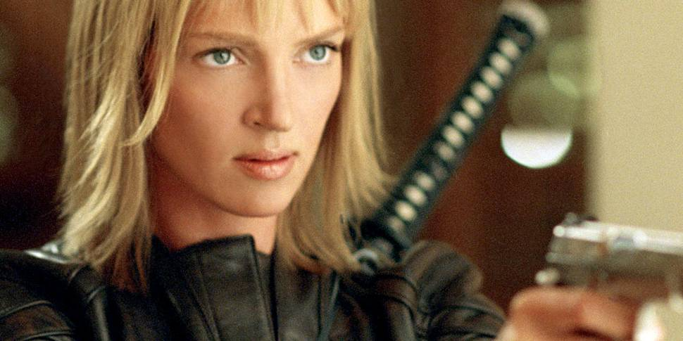 Uma Thurman i Kill Bill: Vol. 2