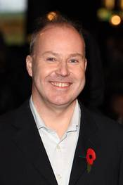 David Yates på verdenspremiere til Harry Potter and The Deathly Hallows