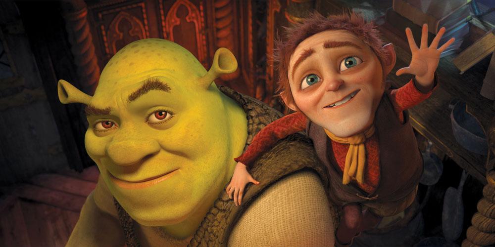 Shrek - Lykkelig i alle sine dager