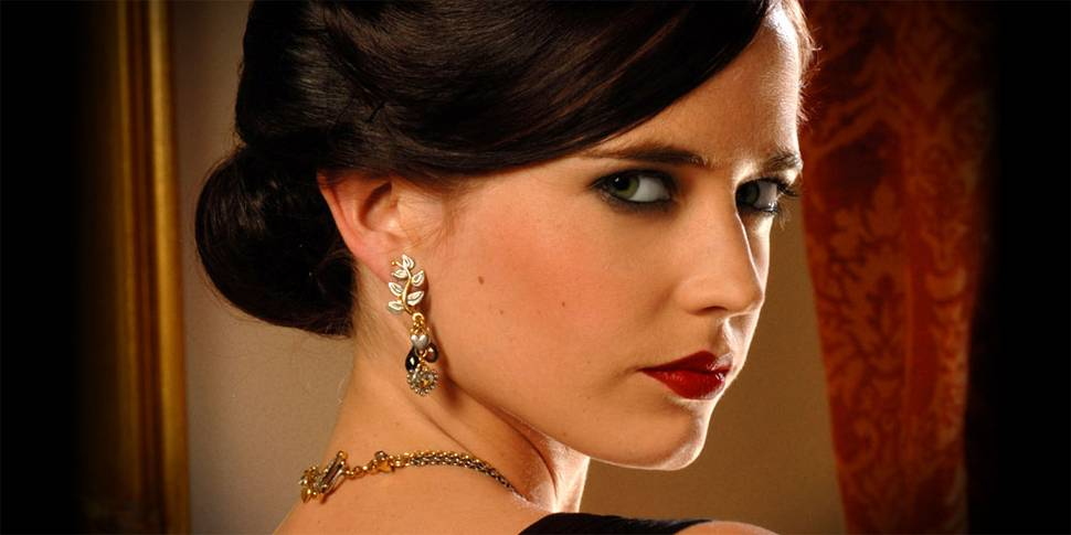 Eva Green i James Bond: Casino Royale
