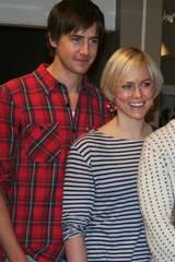 Pål Sverre Valheim Hagen og Ingrid Bolsø Berdal
