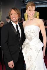 Keith Urban og Nicole Kidman på Oscar-utdelingen 2011