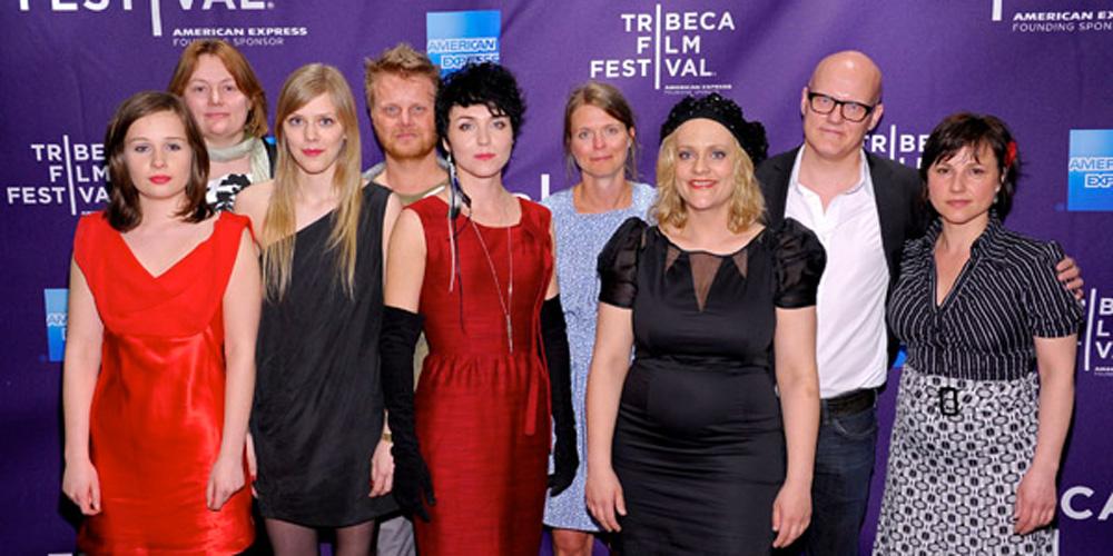 Få meg på, for faen-gjengen på premieren i Tribeca-festivalen i New York