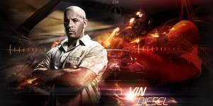 Vin Diesel er Dominic Toretto i Fast & Furious-serien