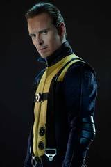 Michael Fassbender i X-Men: First Class