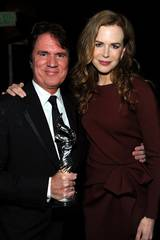 Rob Marshall og Nicole Kidman under Annual Costume Designers Guild Awards 2010