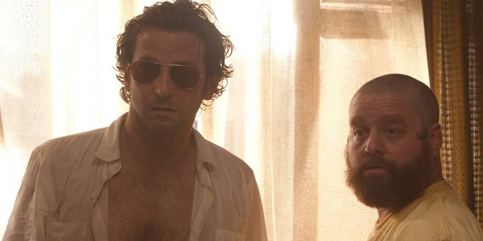 Bradley Cooper og Zack Galifianakis i Hangover 2