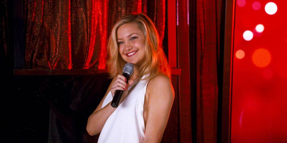 Kate Hudson som Darcy i den romantiske komedien Something Borrowed