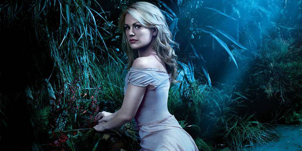 Anna Paquin i True Blood.