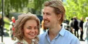Agnes Kittelsen skal spille Liv Heyerdahl og Pål Sverre Valheim Hagen skal spille Thor Heyerdahl i filmen om KON-TIKI