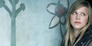 Helene Bergsholm som Alma i Få meg på, for faen