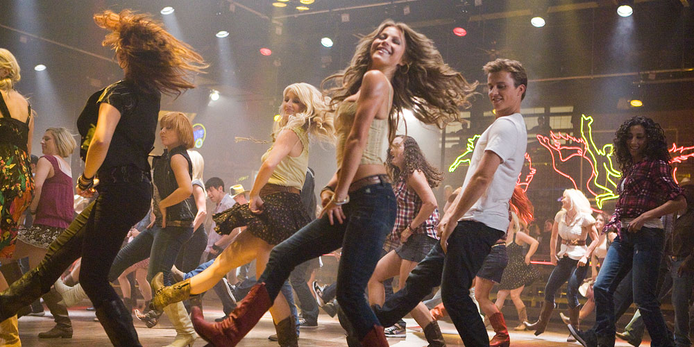 Julianne Hough i Footloose