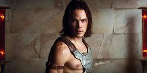 Taylor Kitsch i John Carter of Mars