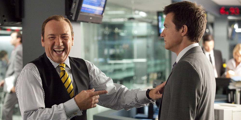 Horrible Bosses med Kevin Spacey og Jason Bateman
