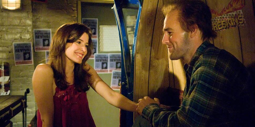 Robin Scherbatsky (Cobie Smulders) møter ungdomsforelskelsen Simon (James Van Der Beek)