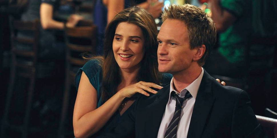 Cobie Smulders og Neil Patrick Harris i How I Met Your Mother