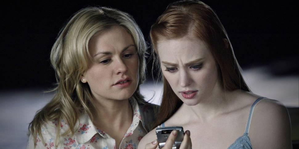 Anna Paquin og Deborah Ann Woll i True Blood - Sesong 3