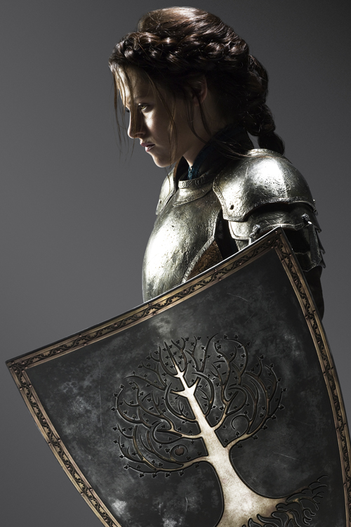 Kristen Stewart er Snøhvit i Universal Pictures' Snow White and the Huntsman