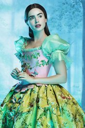 Lily Collins i Tarsem Singhs The Brothers Grimm - Snow White