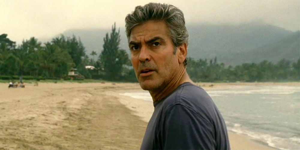 George Clooney i The Descendants