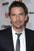 Ethan Hawke på premieren til The Woman In The Fifth