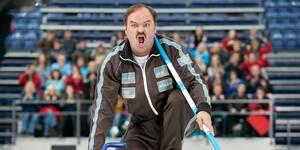 Truls Paulsen (Atle Antonsen) i Kong Curling